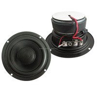 2016 new style 4 '' coaxial speaker for car with paper cone