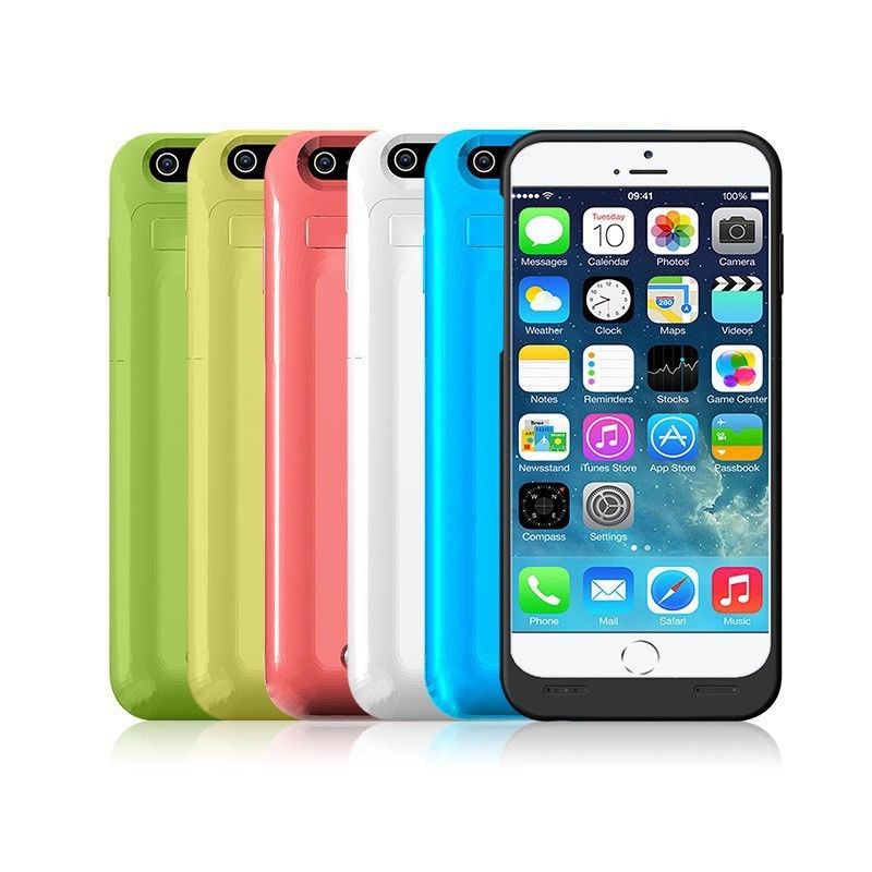 "3500mAh External Battery Backup Charger Case For iPhone 6 4.7"",for iphone 6 backup battery charger"