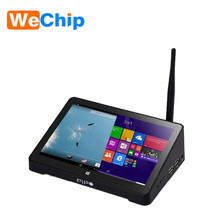 "PIPO X8 pro tablet Windows10 and android 5.1 Quad Core Dual Boot OS Z8350 Mini PC 7""Tablet Mini PC TV Box"