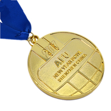 Customized high quality die casting gold medals & medallions