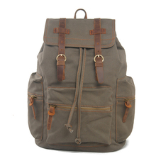 Buy High Quality 20L Canvas Backpack Hiking Rucksacks For Women M-016