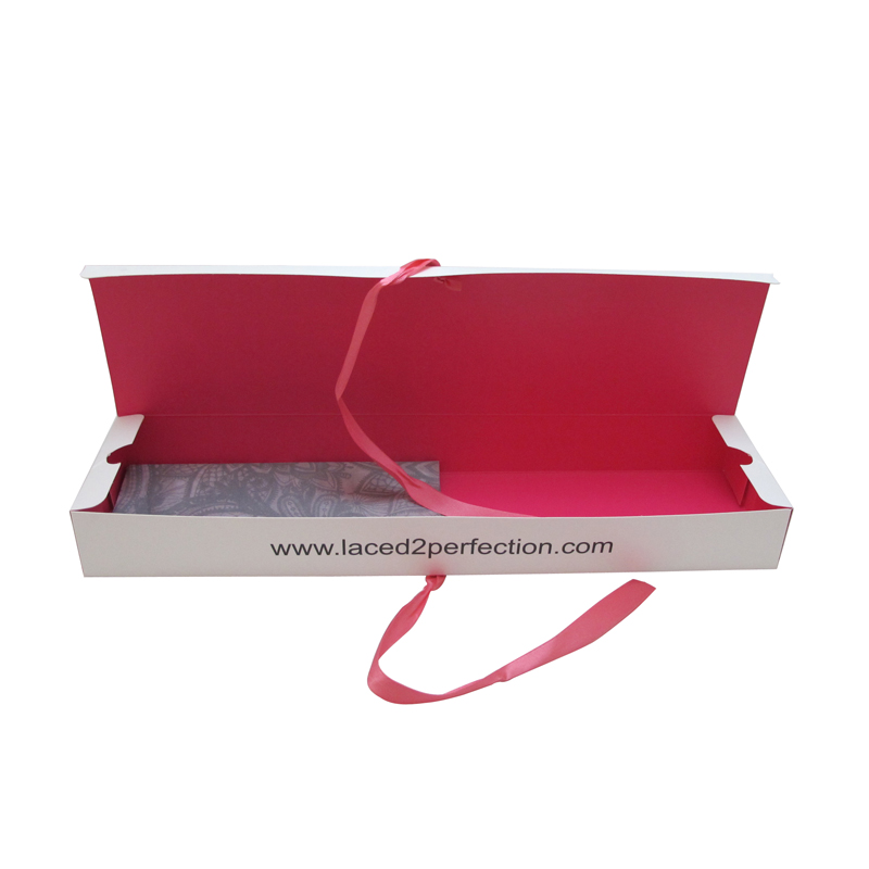2019 custom hair extension packaging wig box with matching bag and custom logo