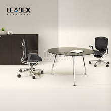Wholesale Professional CAD Planning Office Glass Meeting Table