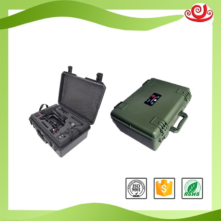 Tricases different styles top sell IP67 hard PP plastic case shockproof equipment tool case M2608