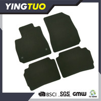 YT062 car mat antiskid heavy superior fiber floor mats for advanced car