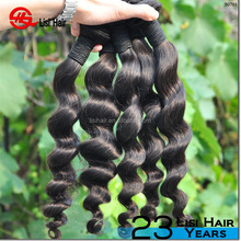 100% Peruvian human virgin remy hair extension virgin brazilian braiding hair