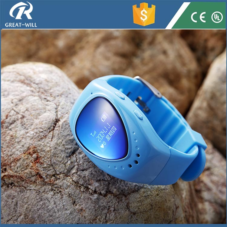 NEW SOS emergency call live tracking Wi-Fi gps watch tracking device