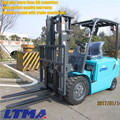 LTMA forklift type AC motor 3.5 ton battery operated forklift
