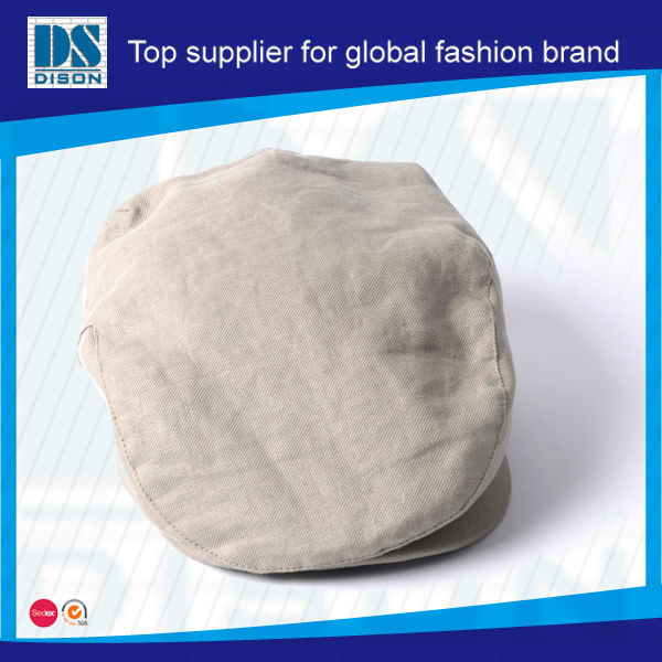 2014 Fashion unisex beret hat French military style with organic wool/wholesale price/newest design