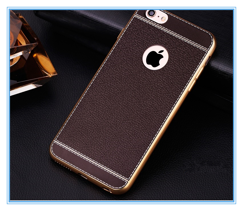 high quality cell phone case production for iphone5 tpu leather cover