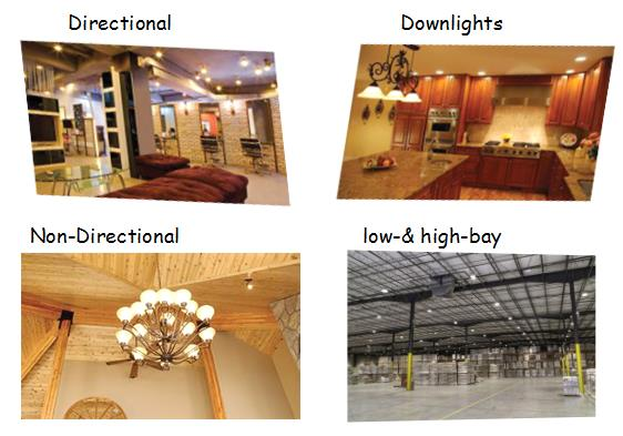 XLamp CXA3050 High Power Led 100w 36v 5000~10000lm COB Led For Downlights / Low & High - Bay / Directional / Non - Directional