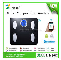 Keep Changing Accuracy Platform Bathroom Digital Bluetooth Bmi Body Analysis Weight Scale Or Android
