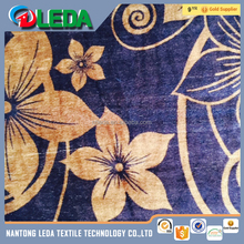 Customized super quality good price famous fabric textile designers