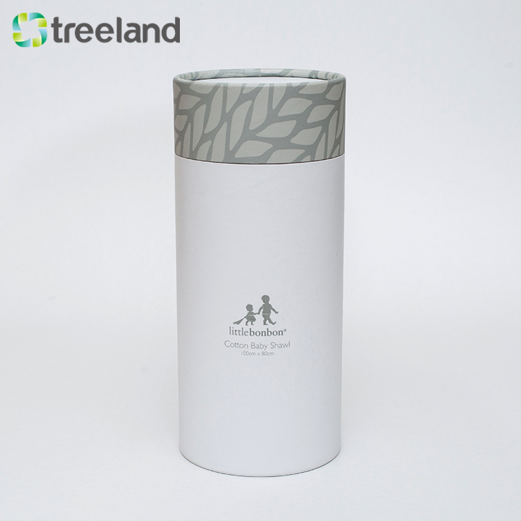 Custom Luxury Cylinder Toothpaste Packaging Tube Box Packaging