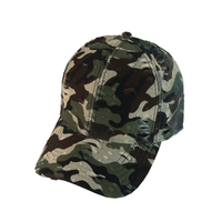 Most Popular Green Adjustable Blank 6-Panel Desert Camo Baseball Caps For Men