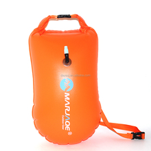 Lightweight Swimming Storage Swim Safety Float Dry Bag for Snorkelers Surfers Swimming Buoy