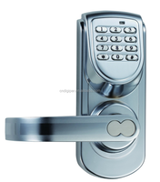 digital code key keypad door lock for house use