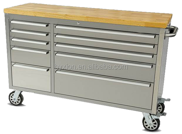 professional rolling steel tool cabinet for kraftwelle germany
