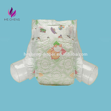 2016 new product colored disposable large quantity cheap baby diapers for kenya