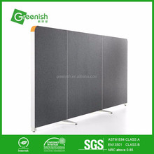 New design acoustical room dividers of banquet hall for wholesales