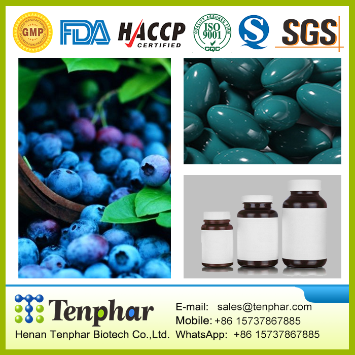 Improve Eyesight Natural Essence Supplement Blueberry Tablet