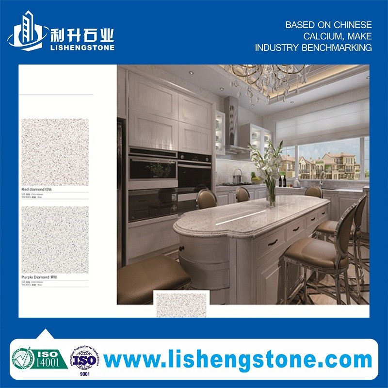 Cheap price Artificial quartz stone slabs for steps and window sill in great price