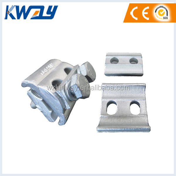 Aluminum parallel groove clamp PG clamp(