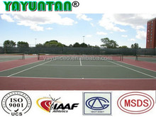 acrylic paint for volleyball court coating