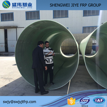 FRP High Strength and Anti-corrosive Fiberglass Large Pipe