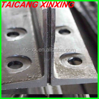 machinery part for elevator guide rail