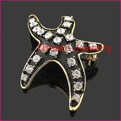 jewelry in miami vintage star fashion brooch women party brooches pin