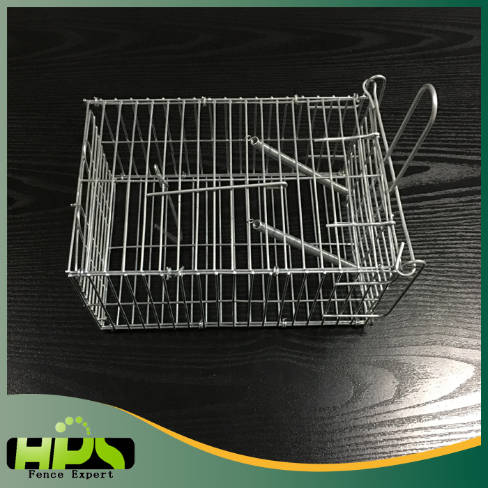 Collapsible Animal Humane Mouse Mice Rat High Sensitivity Trap Cage