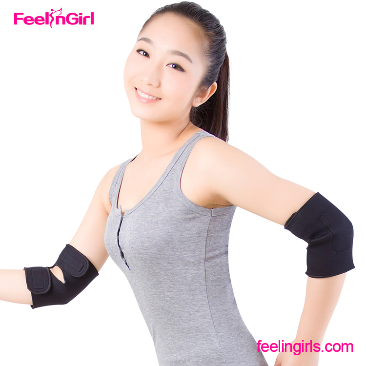Hot Sale Thermal Tourmaline Black Brace Elbow Support