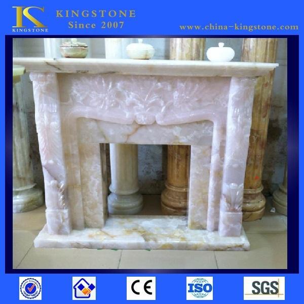Chino popular piedra chimenea de m rmol precio mayorista for Piedra de marmol precio