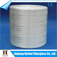 E-glass roving glass fibre factory for filament winding roving