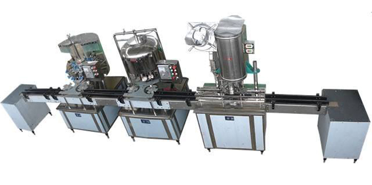 Food Grade complete automatic plastic bottle water filling facility