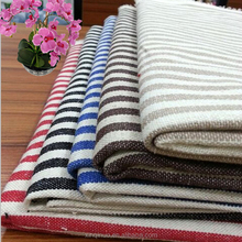 wholesale poly 100 cotton yarn dyed wash canvas woven fabrics