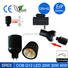 On-time delivery factory directly g12 lamp base led bulb 230v