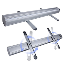 Portable Aluminium Alloy Roll Up Banner Stand
