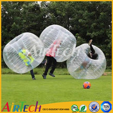 High quality soccer bubble, bubble ball, bumper Ball for adult