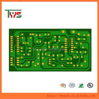 FR4 PTH HASL lead free PCB/ multilayer pcb board/ Green solder mask PCB
