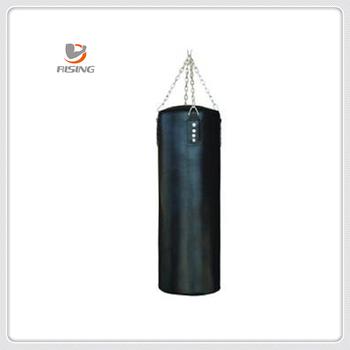solid leather heavy boxing punching bag sandbag filled