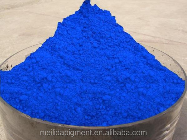 good resistance to heat pigment blue 15:1