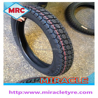 4pr motocycle tyre with inner tube 3.00-17