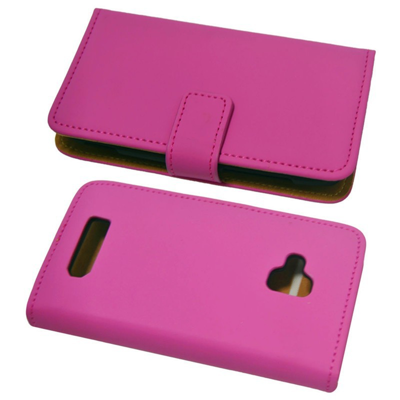 Shockproof wallet case cover for Nokia lumia 610