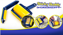 sticky lint roller with brush lint roller set