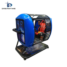 Competitive price joystick full motion flight simulator