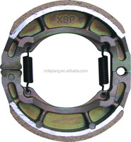 Manufacture motorcycle brake shoe A100 experienced 28 years