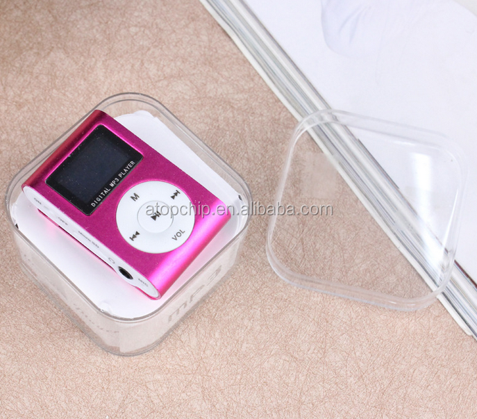 Factory Low Price Mini Mp3 Player With Screen Mp3 In Stock