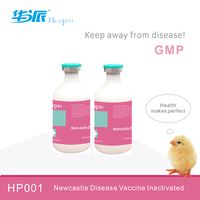 Newcastle Disease Vaccine for poultry, Inactivated